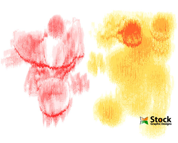 Free Watercolor Textures Set-1