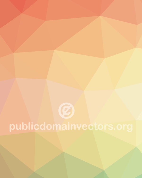 Triangular Colorful Vector Pattern Background Graphics