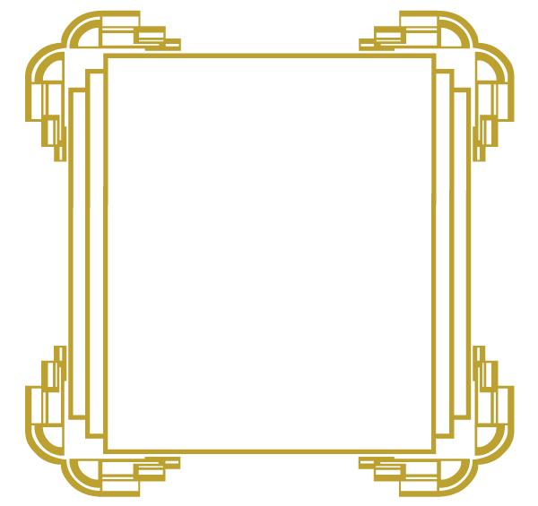 frame design vector. Interesting Design Vector Golden Frame Design On N