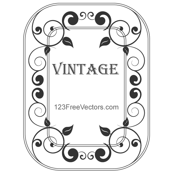 Decorative vintage frame vector download free vector art free decorative vintage frame vector junglespirit Images