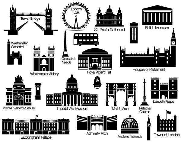 Free London Vector Images