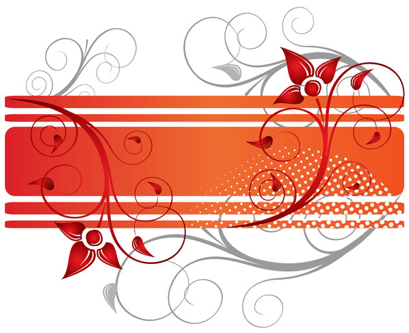 Floral Design Free Vector Graphic