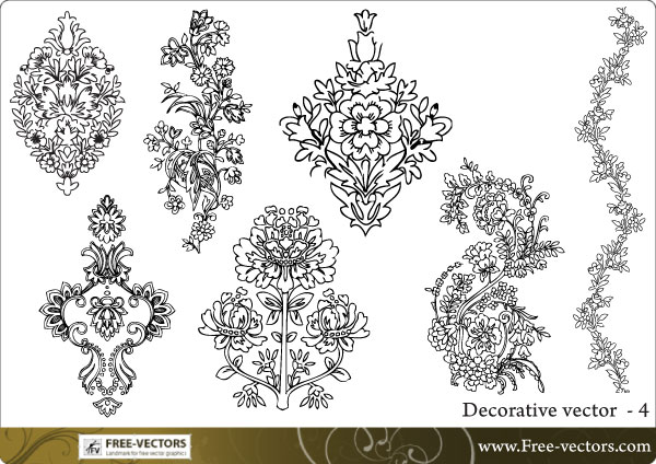 Free Decorative Vector Download Free Vector Art Free