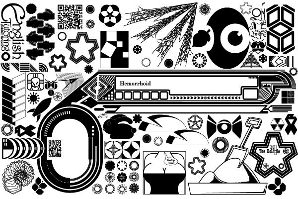 vector shapes elements download free vector art free vectors