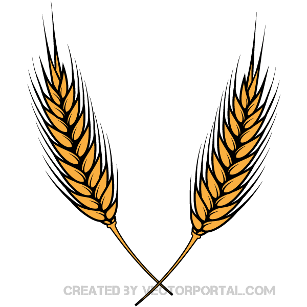 wheat vector image download free vector art free vectors clip art easter bunny clipart easter eggs