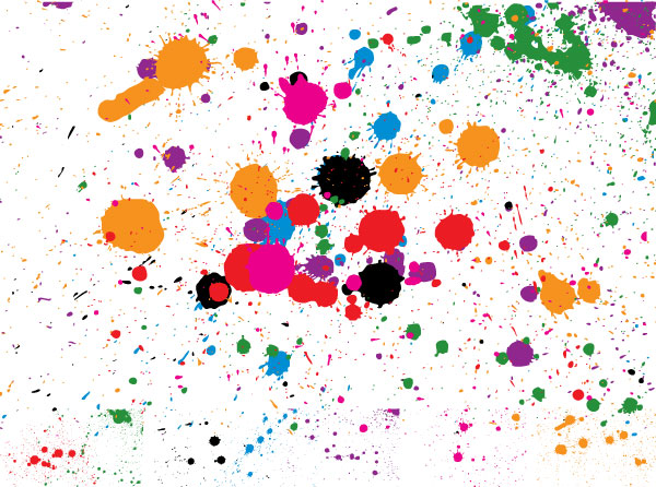 Vector Splatter Pack
