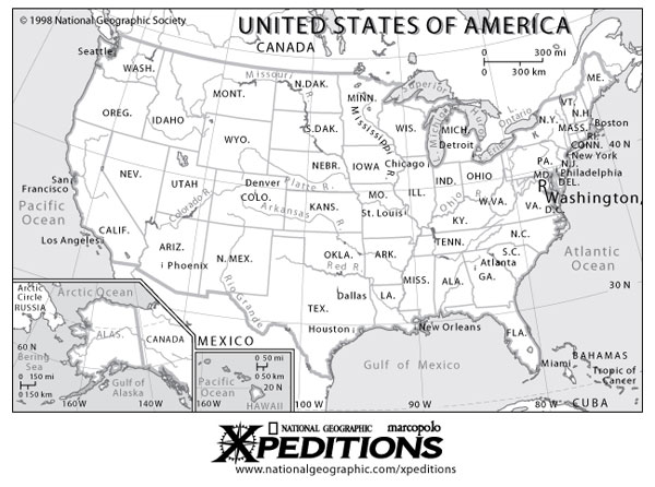 Usa Vector Map Download Free Vector Art FreeVectors