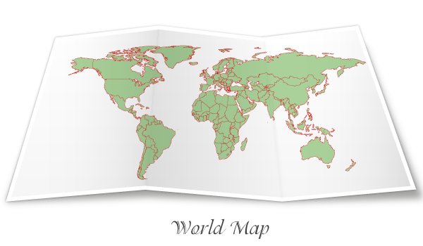 World map vector graphic free download free vector art free vectors world map vector graphic free gumiabroncs Images
