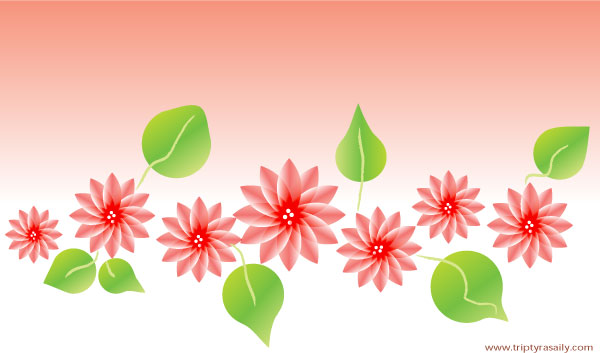 Lotus Flower Vector Download Free Vector Art Free Vectors