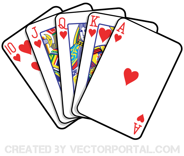 vector playing cards download free vector art free vectors. Black Bedroom Furniture Sets. Home Design Ideas