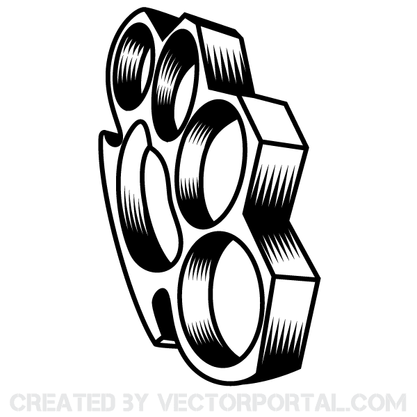Brass Knuckles Weapon Image