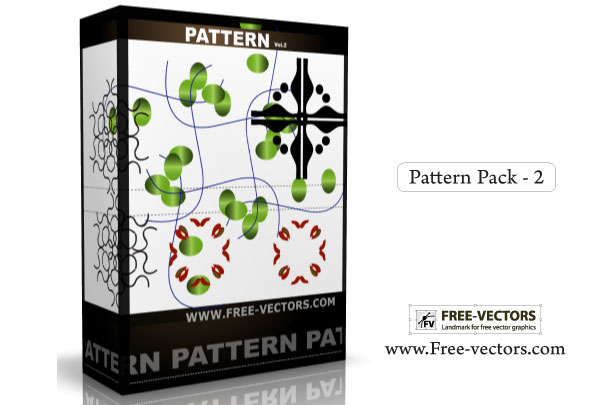 Seamless Pattern Background Free Vector Pack