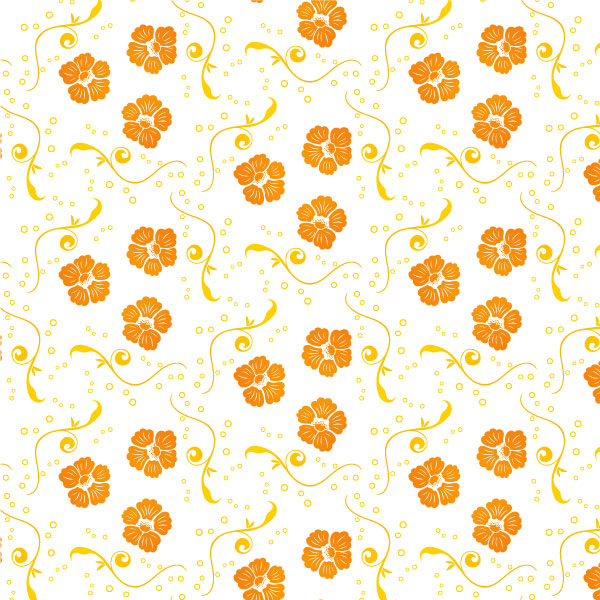 Download Free Ornate Vector Pattern