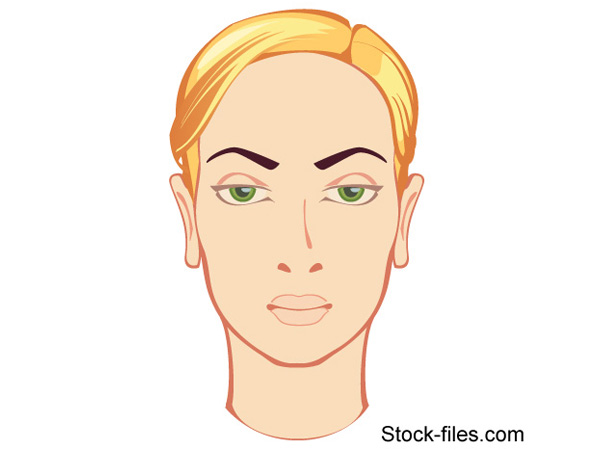 Beautiful Face Blonde Download Free Vector Art Free Vectors