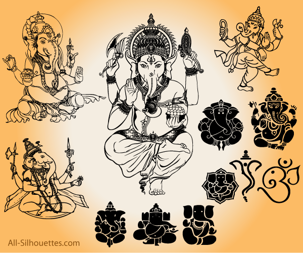 Vector Ganesha Free Download