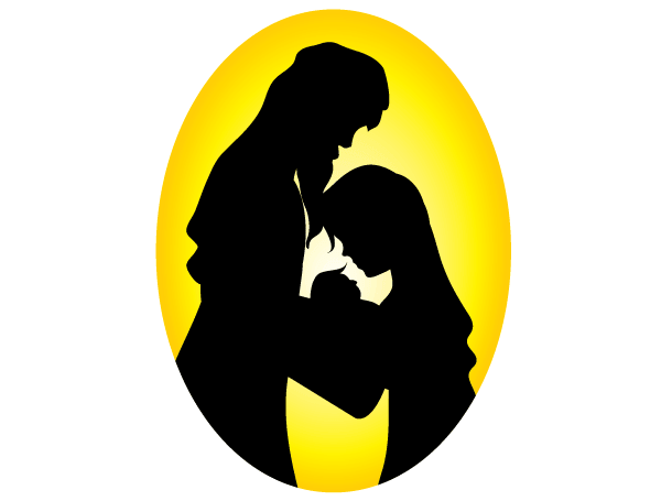 Nativity Silhouette Vector