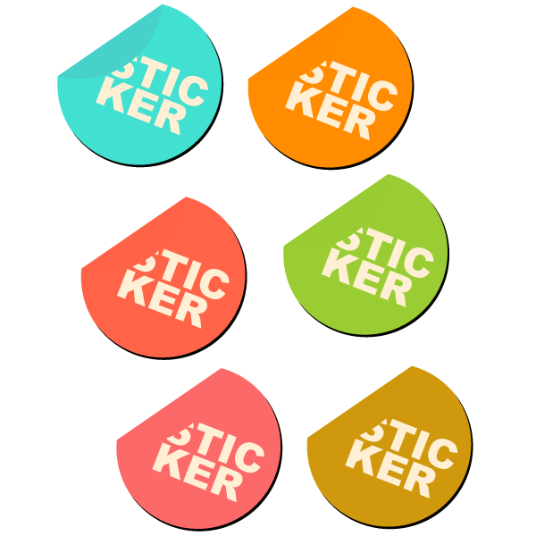 Free Sticker Vector Image