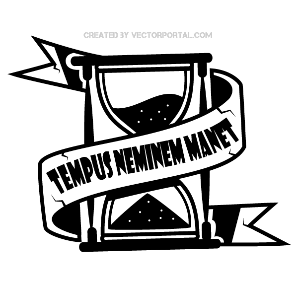 Tempus Nemini – Time Waits for No One Illustration