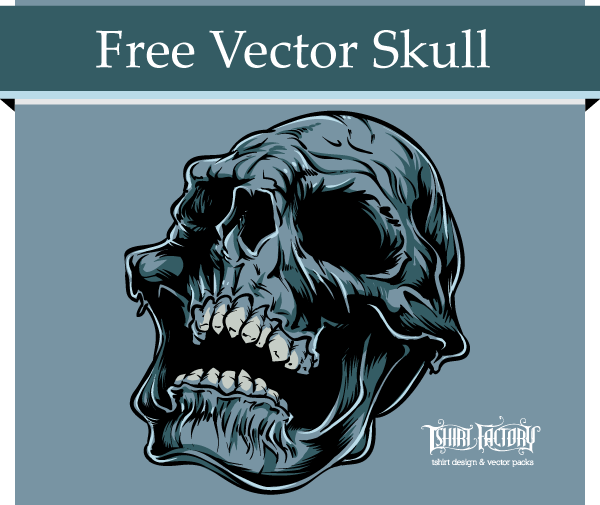 Decomposing Skull Vector