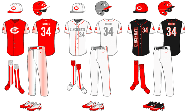 Vector baseball uniform template download free vector for Softball uniform design templates