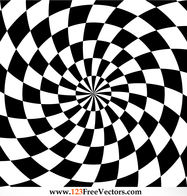 Optical Illusions Vector