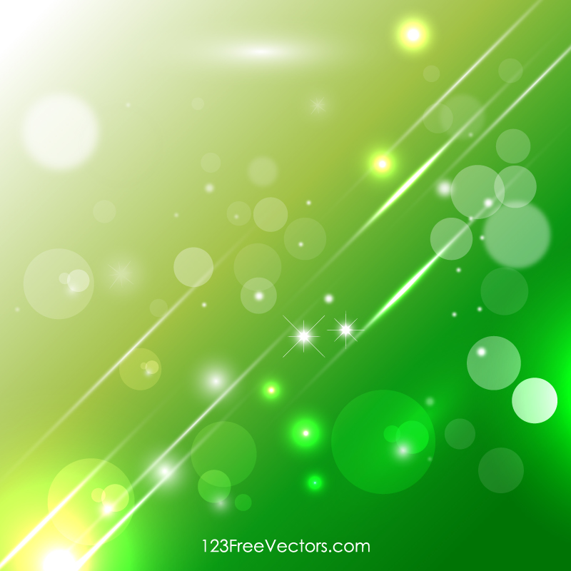 green background eps free download