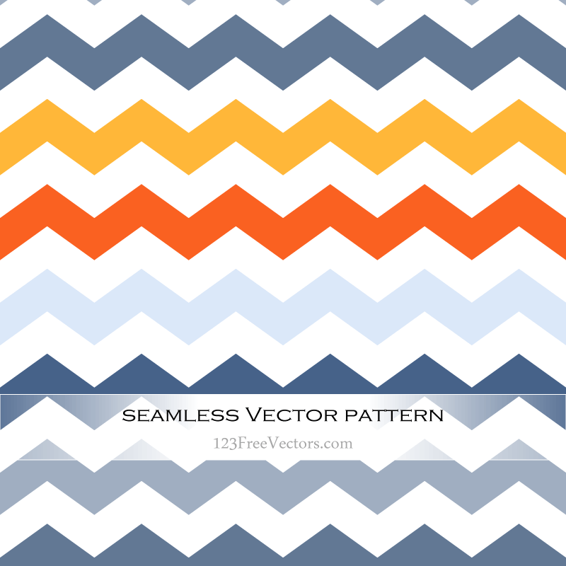 Zigzag Vector Pattern