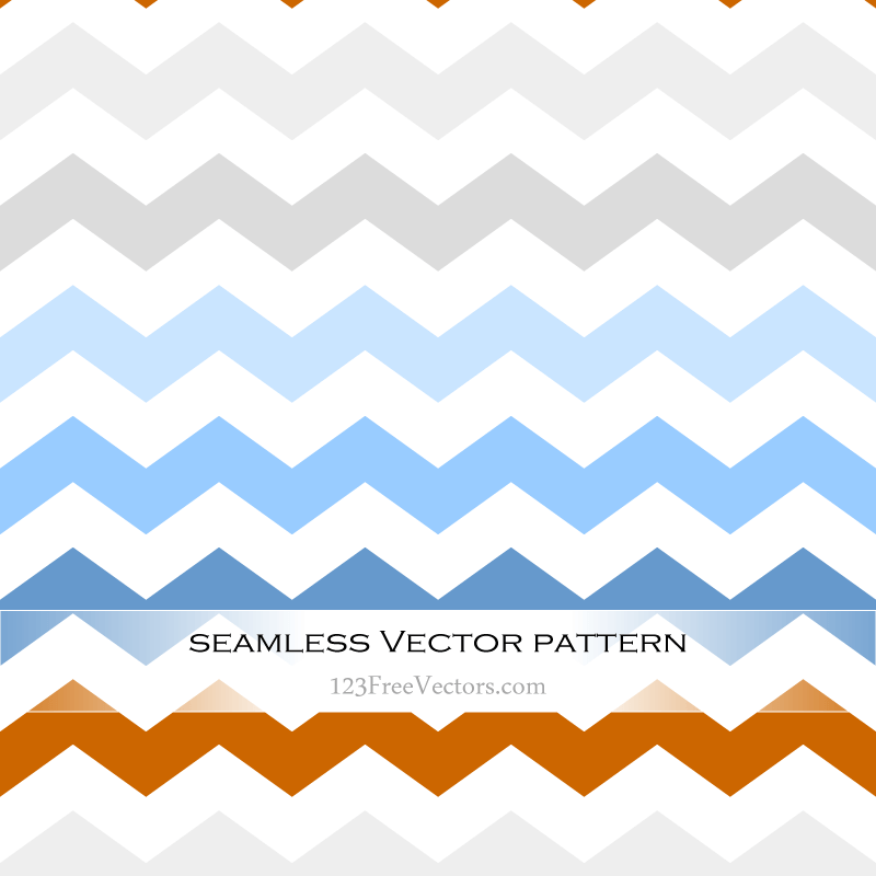 Zigzag Pattern Background