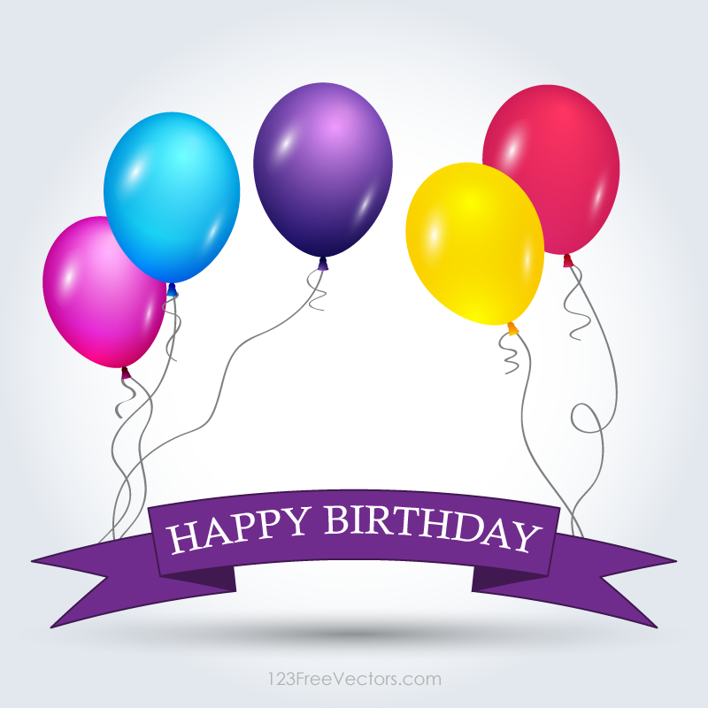 happy birthday banner template free